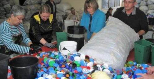 Bouchons 89 partenaire de Coeur2Bouchons – l'association collecte tous les bouchons et couvercles en plastique