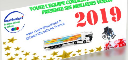 Voeux 2019 CoeurBouchons