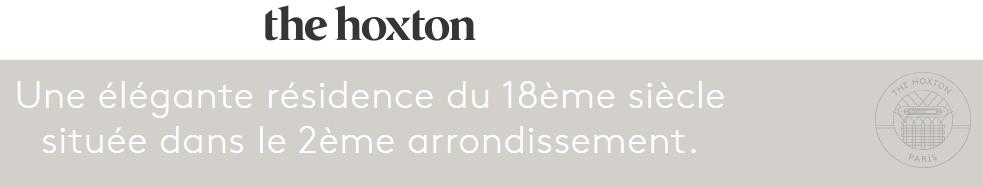 THEHOXTON ET COEUR2BOUCHONS